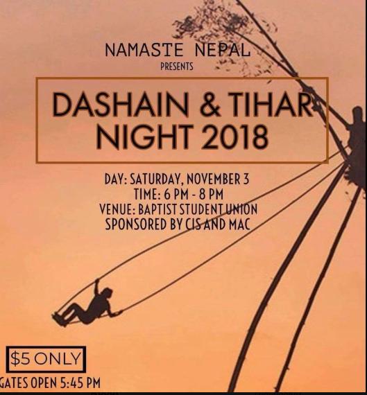Namaste Nepal event1